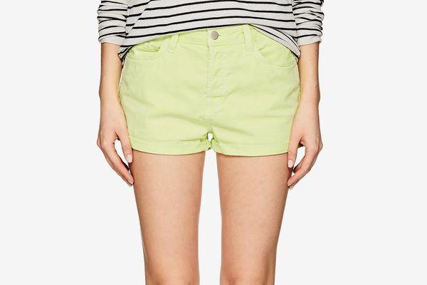 J Brand Sun Gracie Denim Shorts