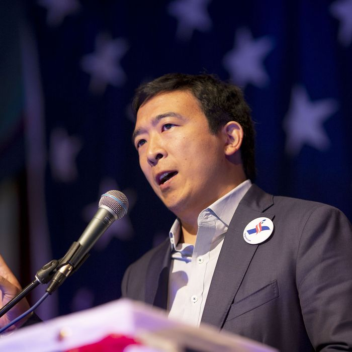 An Interview With Meme Friendly 2020 Candidate Andrew Yang