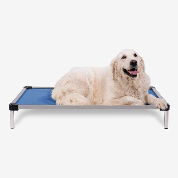 K9 Ballistics Durable Chew-Resistant Raised Dog Bed, Ballistic Fabric