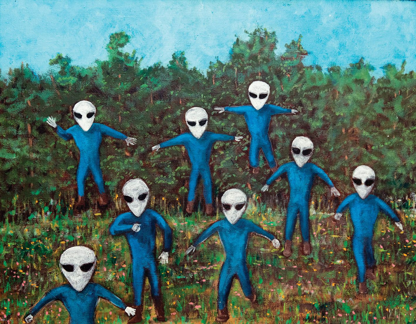 13 Reasons to Believe Aliens Are Real 595a90b015