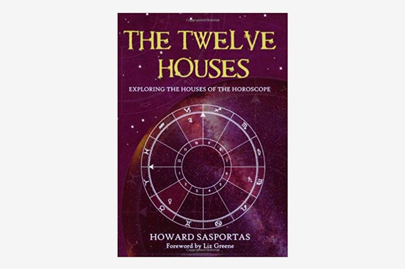 The Twelve Houses by Howard Sasportas