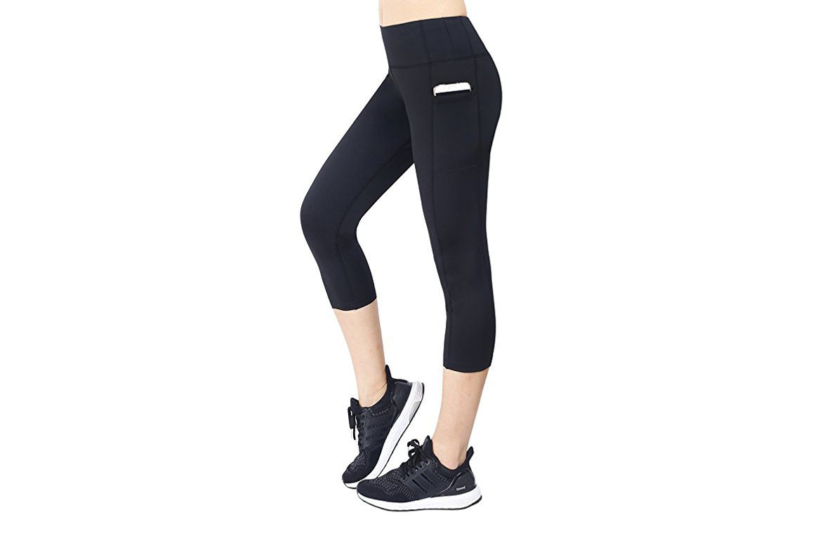 8002d19cf09e80 Neonysweets Workout Leggings With Pocket