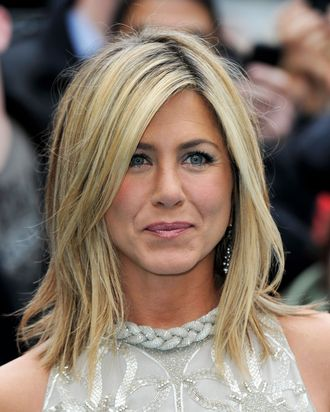 LONDON, ENGLAND - JULY 20: Actress Jennifer Aniston attends the UK film premiere of