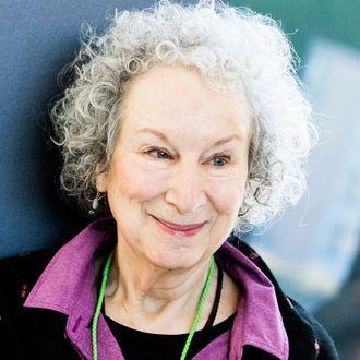 Margaret Atwood.