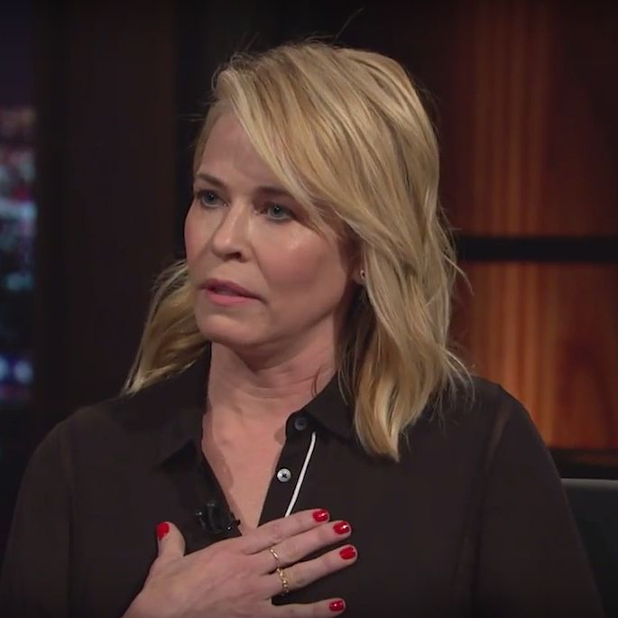 Chelsea Handler On How She S Been Processing Trump S Win