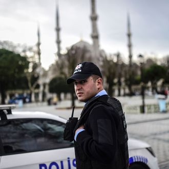 TURKEY-BLAST