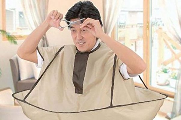 Ewin Hair Cutting Cloak Umbrella Cape
