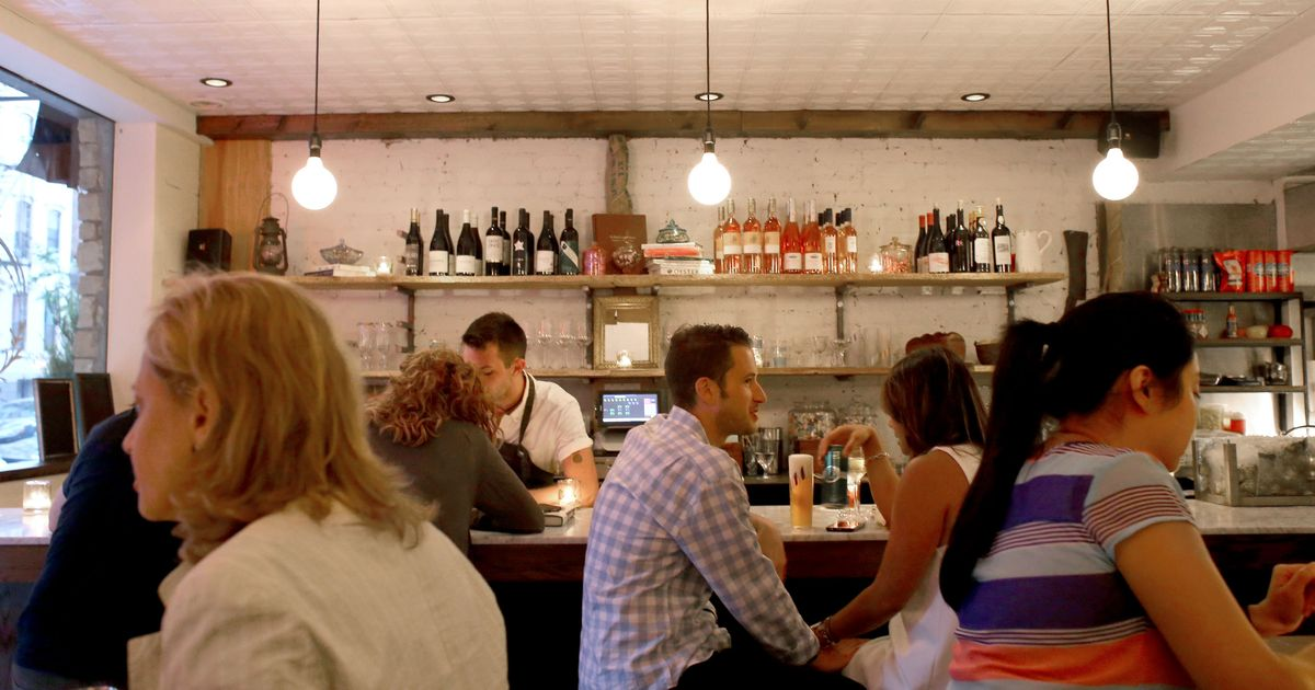 Zadie S Oyster Room New York Magazine The Thousand Best