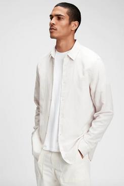 Gap Linen-Cotton Shirt