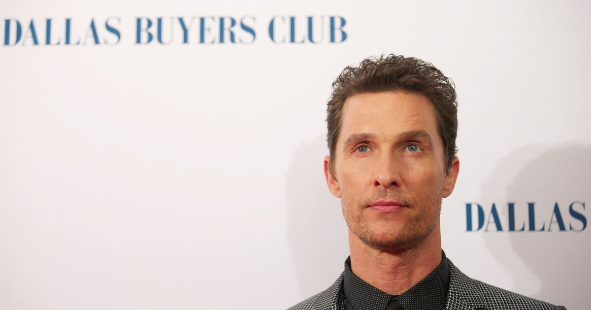 Matthew McConaughey Jo...