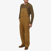 Patagonia Men's Iron Forge Hemp Canvas Bib Overalls