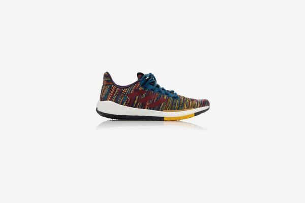 Adidas x Missoni Pulseboost HD Knit Low-Top Sneaker