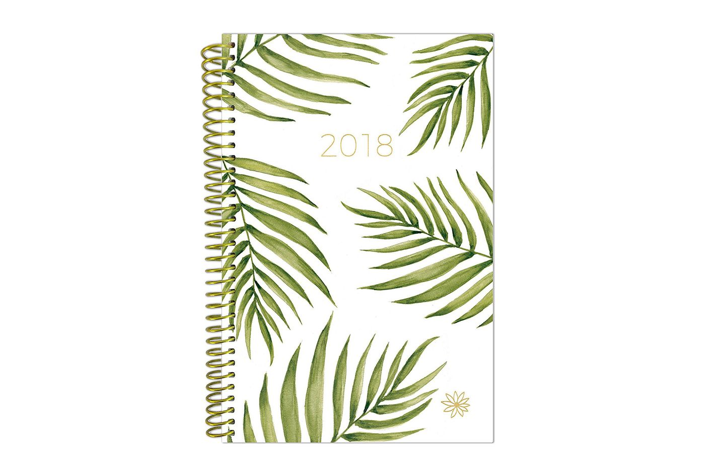 Bloom Daily Planner 2018