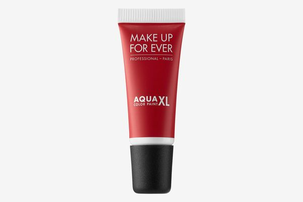 Makeup Forever Aqua XL Color Paint Shadow in Matte Red