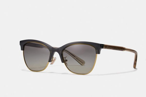 Coach Signature Retro Sunglasses