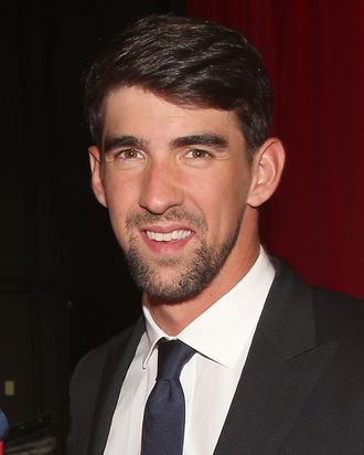 Olympic swimmer Michael Phelps attends The 2013 ESPY Awards at Nokia Theatre L.A.