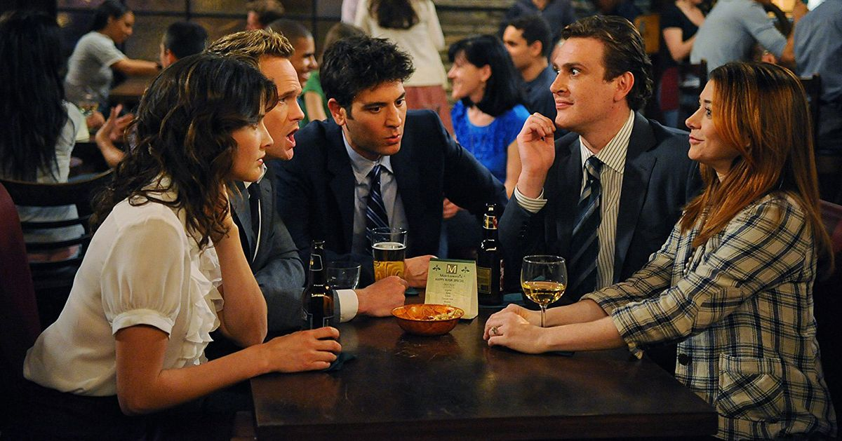 HOW I MET YOUR MOTHER NETFLIX 13 NOVEMBER