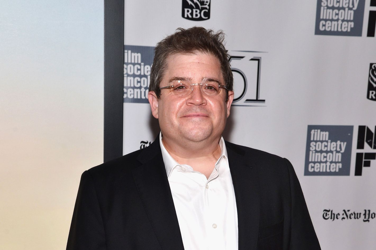 "Actor Patton Oswalt attends the Centerpiece Gala Presentation Of ""The Secret Life Of Walter Mitty"" during the 51st New York Film Festival at Alice Tully Hall at Lincoln Center on October 5, 2013 in New York City."