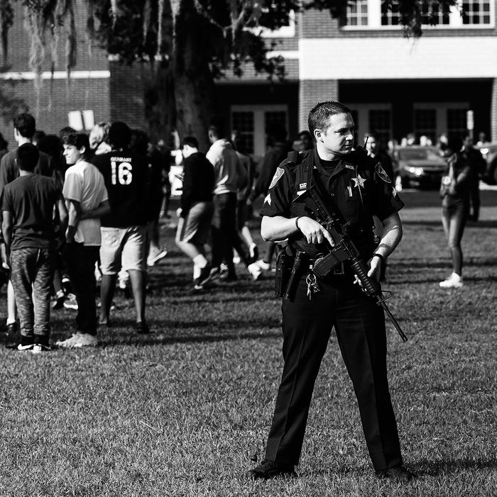 Florida High School Shooting: Ocala, Florida Student Was Shot During National Walkout Day