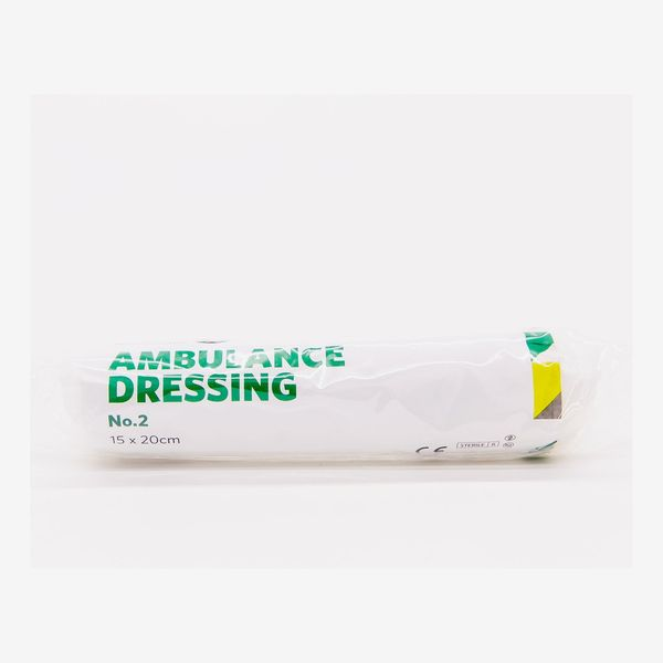 No. 16 St John Ambulance Eye Pad Dressing