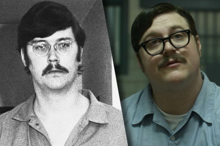 Edmund Kemper, who killed his grandparents and eight women
