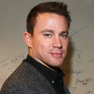 Actor Channing Tatum attends the screening of 'Foxcatcher' during the 2014 Variety Screening Series at ArcLight Hollywood on November 19, 2014 in Hollywood, California.