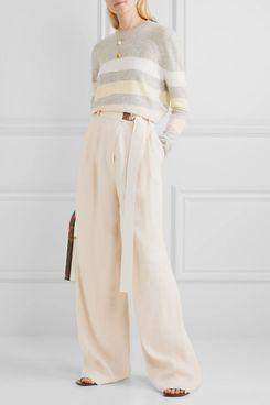 La Ligne Candy Striped Sweater