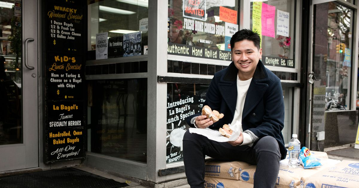 ESPN's Pablo S. Torre Knows Where to Find the Best Bagel in Brooklyn