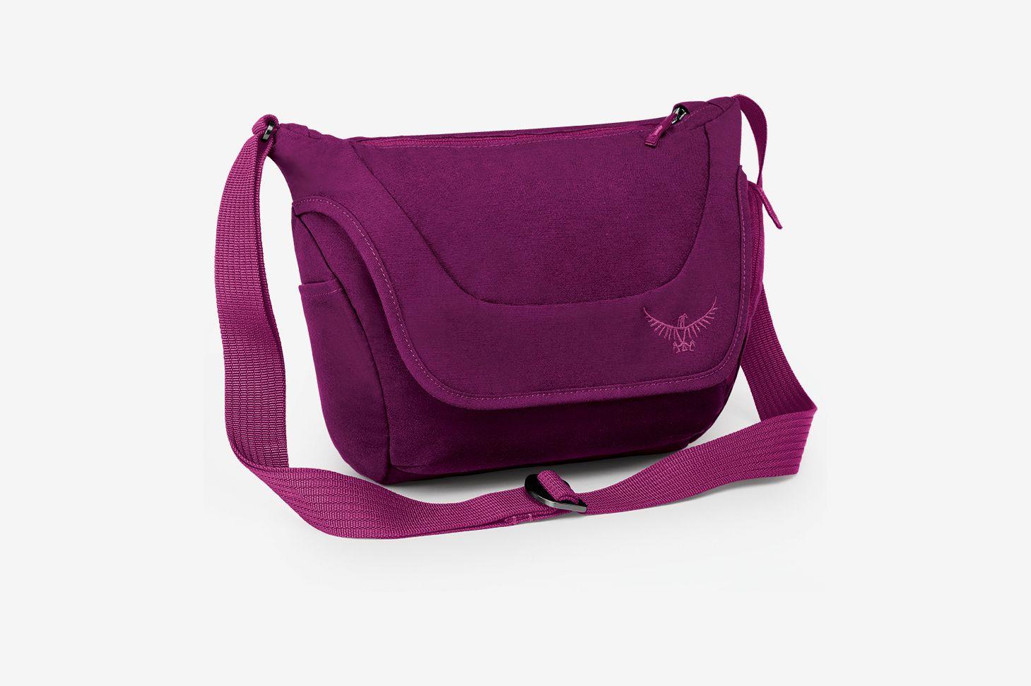 Fashion Ladies Fabric Light Weight Cross Body Messenger Bag Women Shoulder Tote