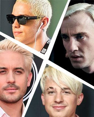 So Many Male Celebrities Are Going Bleach Blonde This Summer