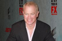 "LOS ANGELES, CA - JANUARY 10:  Actor Neal McDonough attends the premiere of FX Networks & Sony Pictures Television's ""Justified"" Season 3 at the Directots Guild of America on January 10, 2012 in Los Angeles, California.  (Photo by David Livingston/Getty Images)"