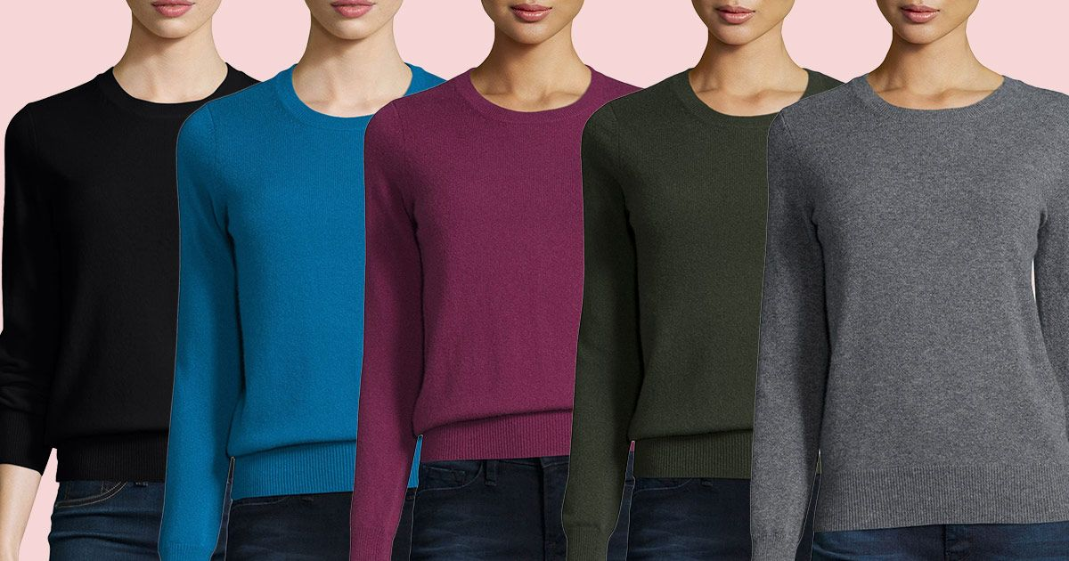 Best Holiday Gift Idea 2017 Best Womens Cashmere Sweater