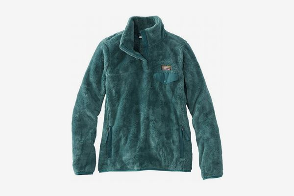 L.L.Bean Hi-Pile Fleece Pullover