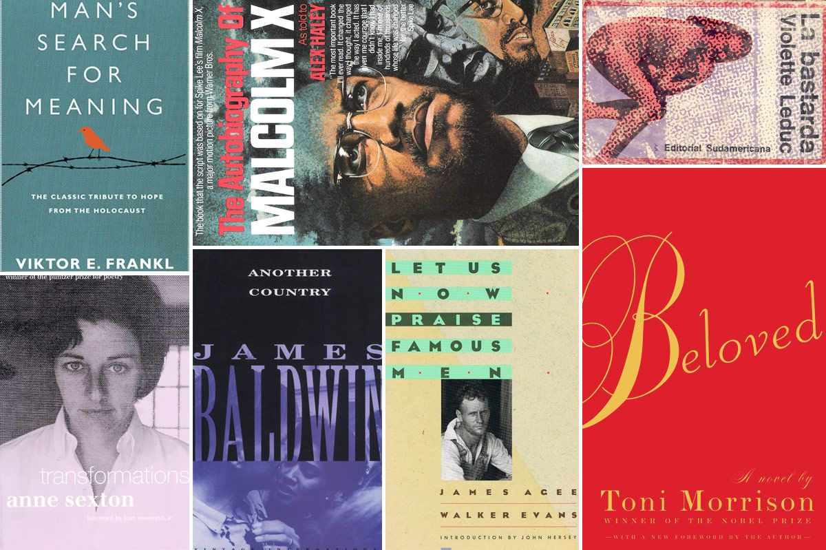 authors on the books that changed their lives