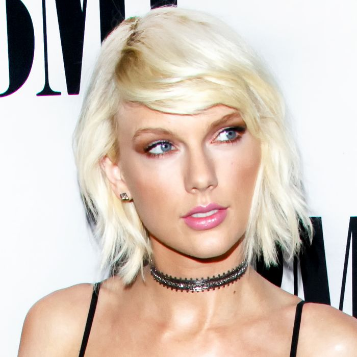 A Taylor Swift surprise.