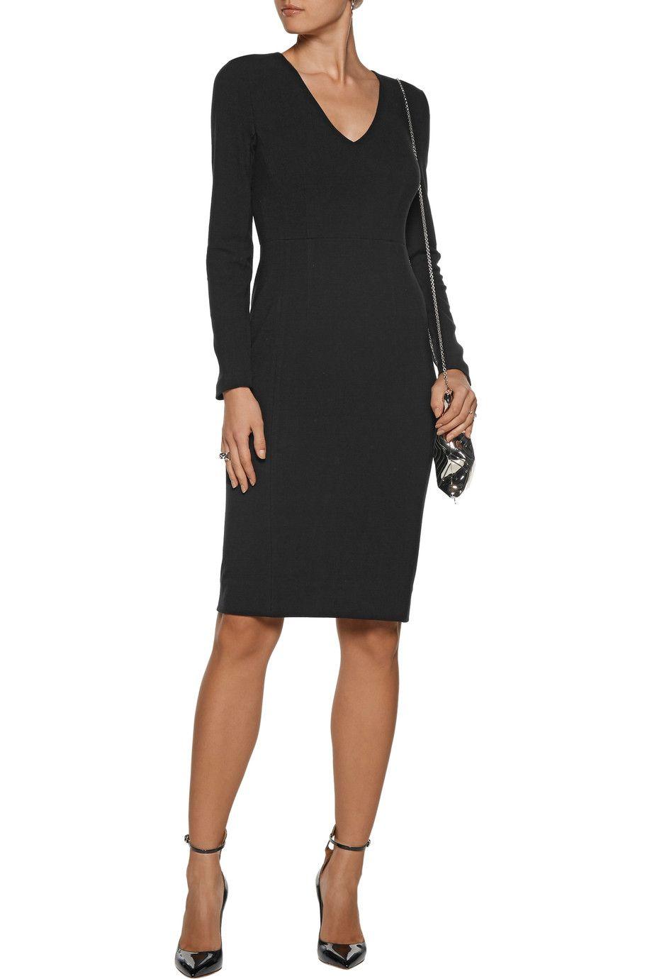 Diane von Furstenberg Milena crepe dress