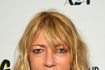 "Musician Kim Gordon attends ""The Bling Ring"" screening at Paris Theatre on June 11, 2013 in New York City."
