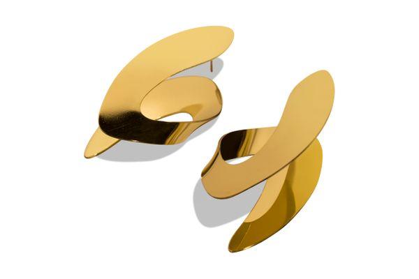 Waif Caracole Earring