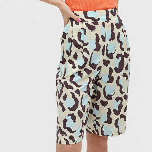 Monki soft culottes