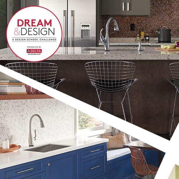 Interior Design Students Head Back To School With Dream U0026 Design: A Design  School Challenge Presented By Delta® Faucet