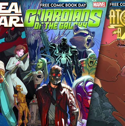 are free comic book day comics worth anything