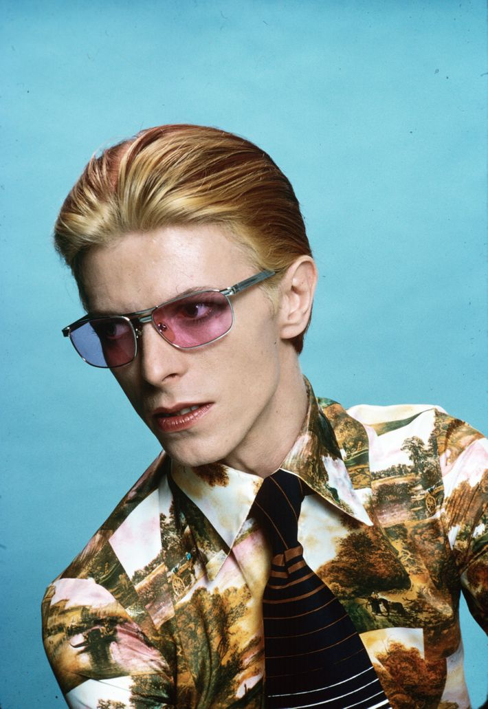 David Bowie S Golden Years Assessing A Radical Career