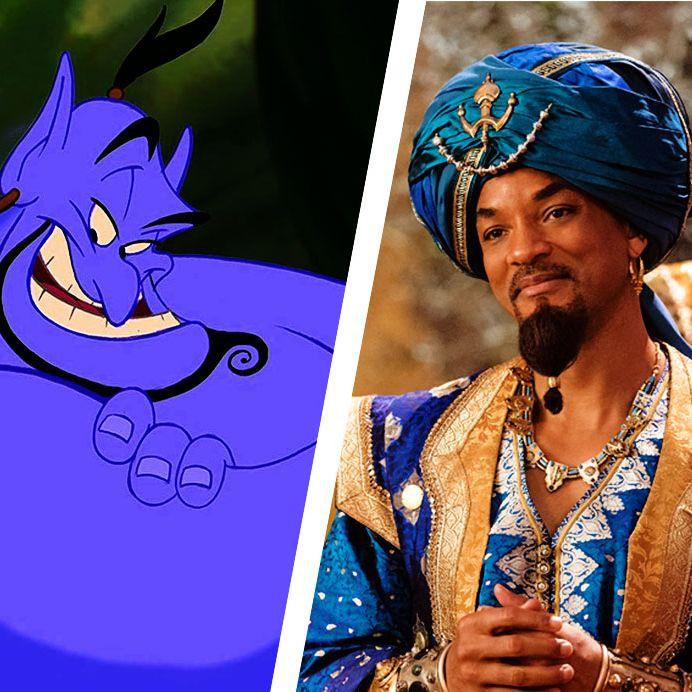 The Racial Wonderland of Aladdin's Genie