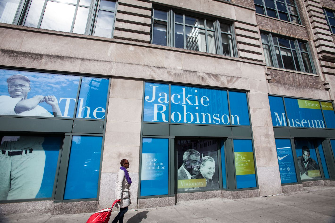 The Jackie Robinson Museum In Soho Is Now 5 Years And