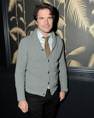 Matthew Settle - THE CINEMA SOCIETY with HUGO BOSS and APPLETON ESTATE host the after party for