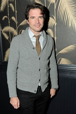 "Matthew Settle - THE CINEMA SOCIETY with HUGO BOSS and APPLETON ESTATE host the after party for ""SEVEN PSYCHOPATHS"""