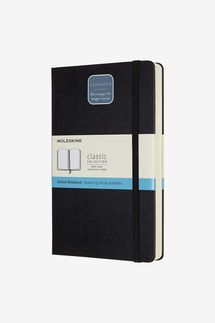 Moleskine Large Classic Expanded Notebook (Dotted)