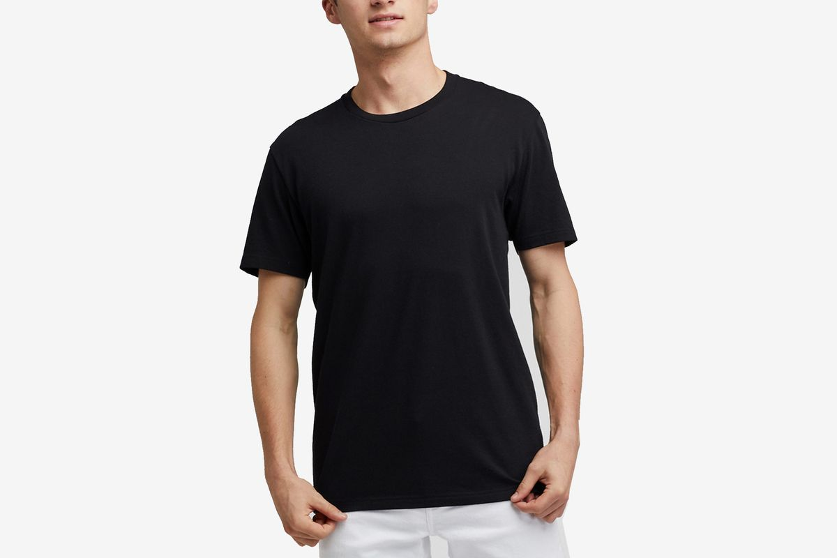 Men Casual T-shirt Short Sleeve Pure O-Neck Bottoming Underwear Tees Tops Outfit