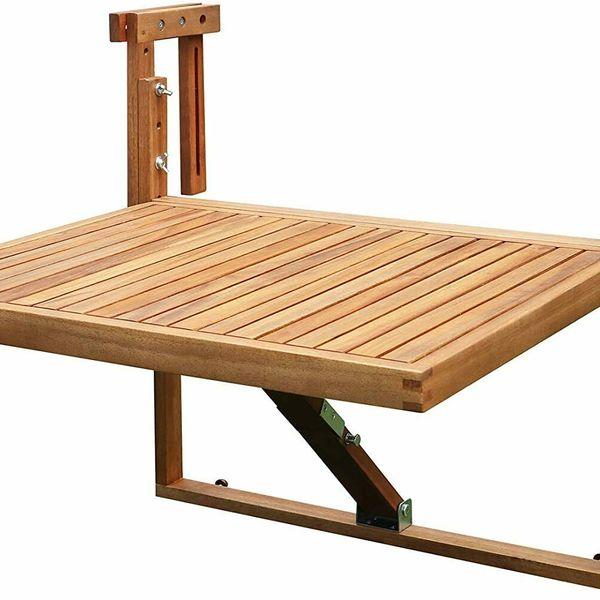 Table d'appoint de balcon