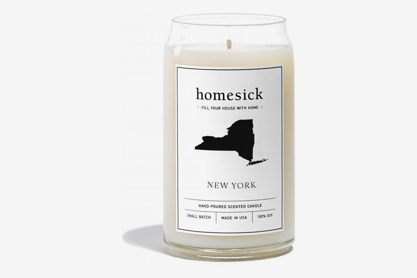 Homesick Scented Candle, New York